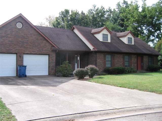 100 Windridge, Collinsville, IL 62234 (#19089135) :: Fusion Realty, LLC