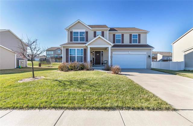 63 Bull Run Way, Wentzville, MO 63385 (#19089160) :: Peter Lu Team