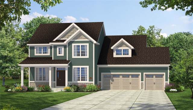1 Adelaide II @ Alexander Woods, Chesterfield, MO 63017 (#19089227) :: Clarity Street Realty