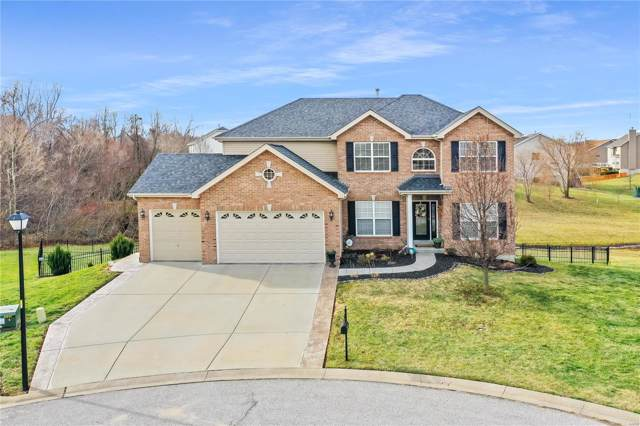 509 Betty Jewell Court, Swansea, IL 62226 (#19089256) :: Clarity Street Realty