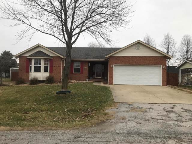601 W Oak Street, AVISTON, IL 62216 (#19089471) :: Clarity Street Realty
