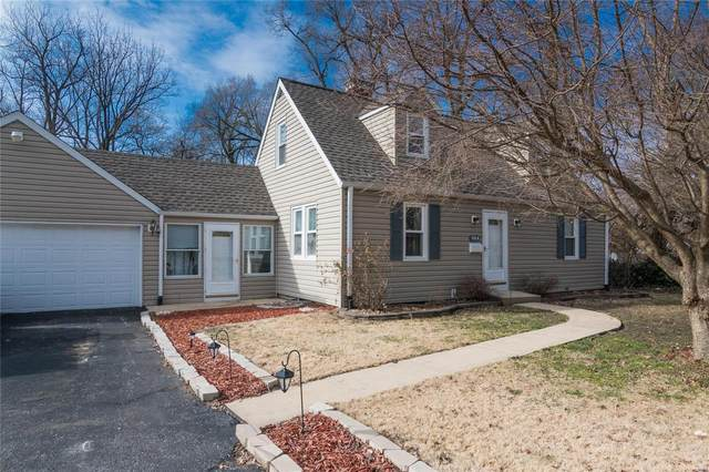 904 Dina Drive, Collinsville, IL 62234 (#19089568) :: Clarity Street Realty