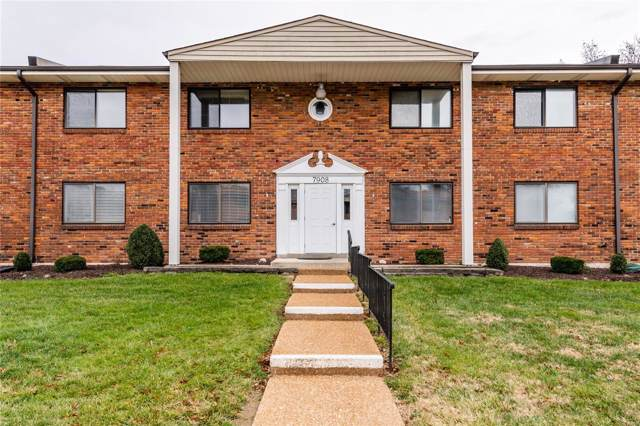 7908 Camelot Lane #1, St Louis, MO 63123 (#19089713) :: Clarity Street Realty