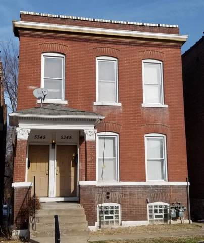 5345 Wells Avenue, St Louis, MO 63112 (#19089740) :: Clarity Street Realty