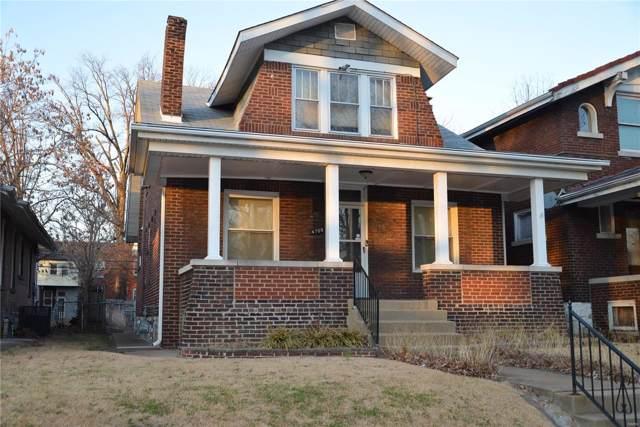 4709 Lewis Place, St Louis, MO 63113 (#19089785) :: Sue Martin Team