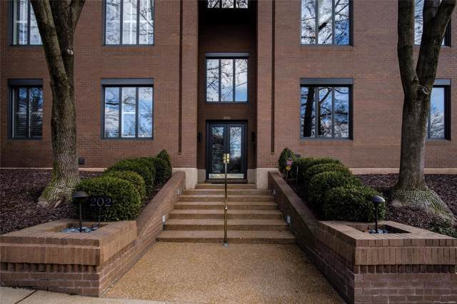 202 N Brentwood 1C, Clayton, MO 63105 (#19089832) :: RE/MAX Vision