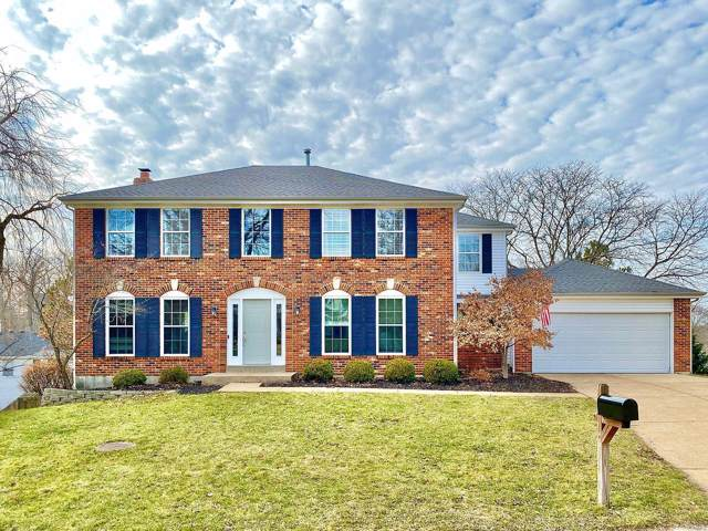 16104 Barrier Reef Court, Wildwood, MO 63040 (#19090032) :: The Becky O'Neill Power Home Selling Team