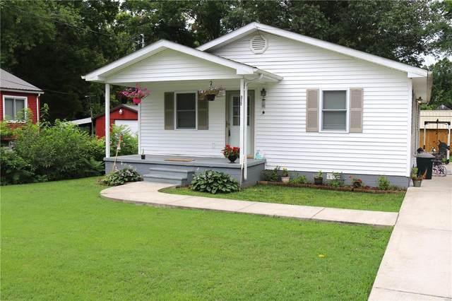 416 W Harrison Street, Carrier Mills, IL 62917 (#19090215) :: Sue Martin Team