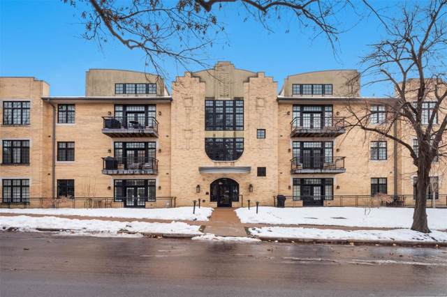 7518 Parkdale Avenue #102, Clayton, MO 63105 (#19090540) :: Clarity Street Realty