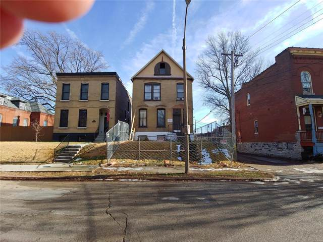 2140 Oregon Avenue, St Louis, MO 63104 (#19090681) :: Parson Realty Group