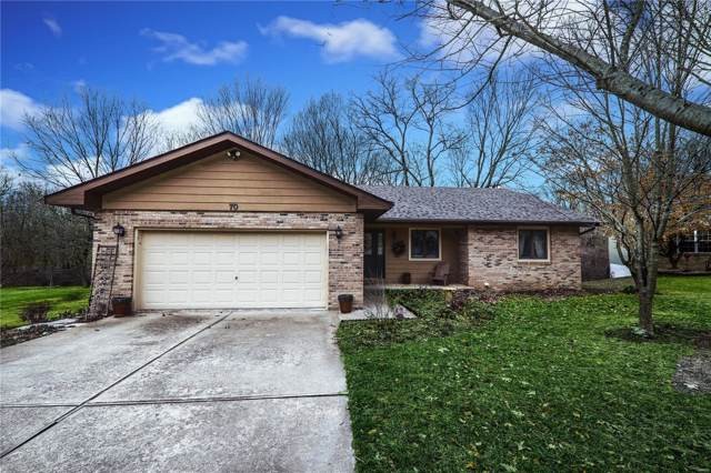 70 Oakwood Court, Collinsville, IL 62234 (#19090948) :: Fusion Realty, LLC