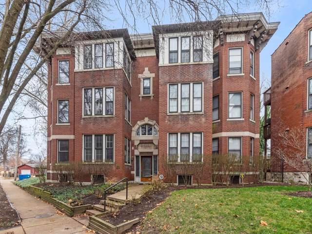 5858 Nina Place 1E, St Louis, MO 63112 (#19090967) :: Realty Executives, Fort Leonard Wood LLC