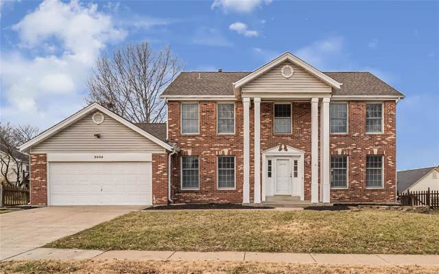 2008 Lost Meadow, Saint Charles, MO 63303 (#19091019) :: Hartmann Realtors Inc.