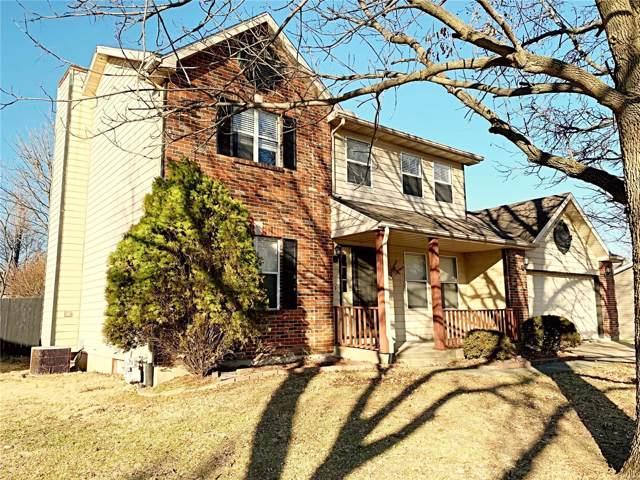 826 Robert, Maryville, IL 62062 (#19091041) :: Hartmann Realtors Inc.