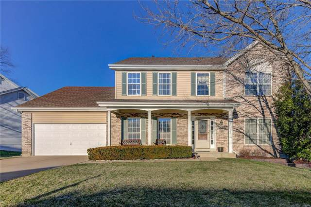 339 Galloway Oaks Drive, Ballwin, MO 63021 (#19091078) :: St. Louis Finest Homes Realty Group