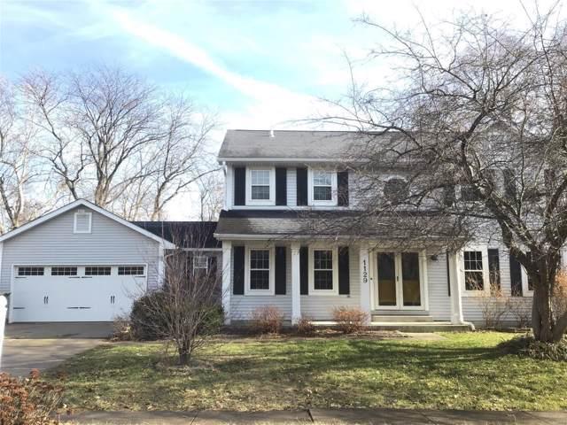 1129 Creekside Ct, O'Fallon, IL 62269 (#19091142) :: Matt Smith Real Estate Group