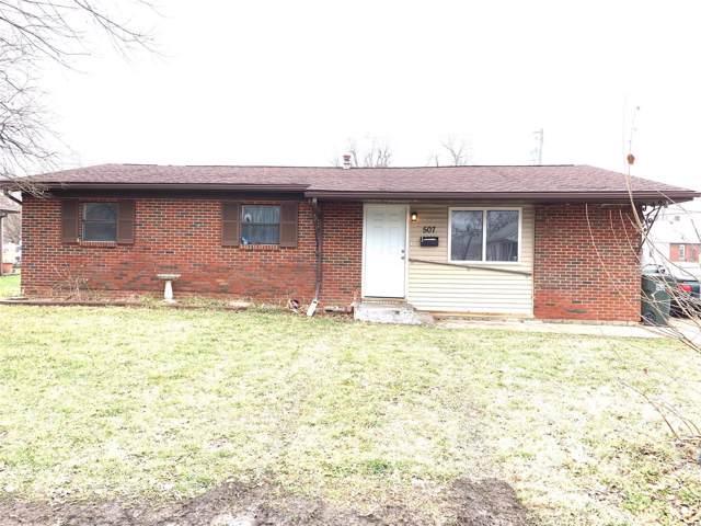 507 Florence Avenue, Dupo, IL 62239 (#19091175) :: Fusion Realty, LLC