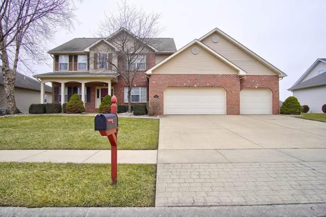1109 Red Hawk Ridge Lane, O'Fallon, IL 62269 (#19091245) :: Fusion Realty, LLC
