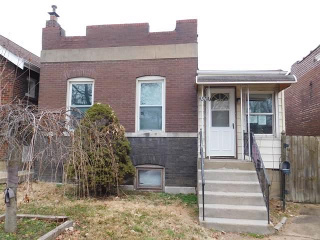 3663 Roswell Avenue, St Louis, MO 63116 (#20000009) :: Sue Martin Team