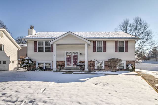 1118 Twistedoak Court, Ballwin, MO 63021 (#20000096) :: St. Louis Finest Homes Realty Group
