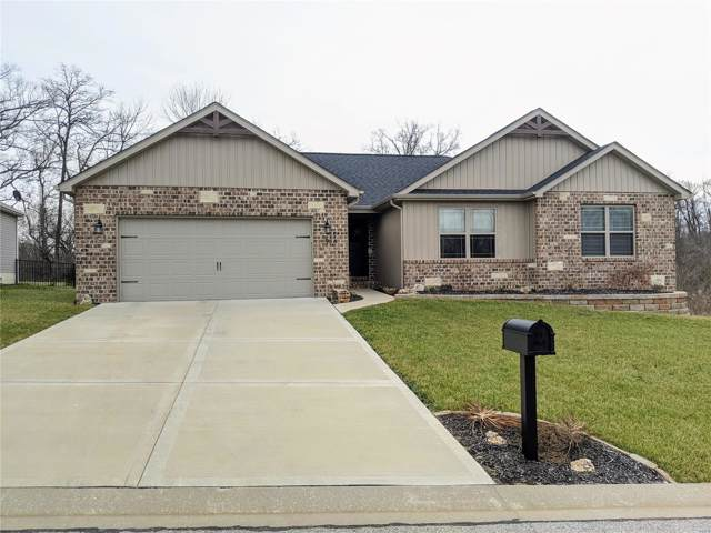 964 Half Moon Lane, Caseyville, IL 62232 (#20000117) :: Hartmann Realtors Inc.
