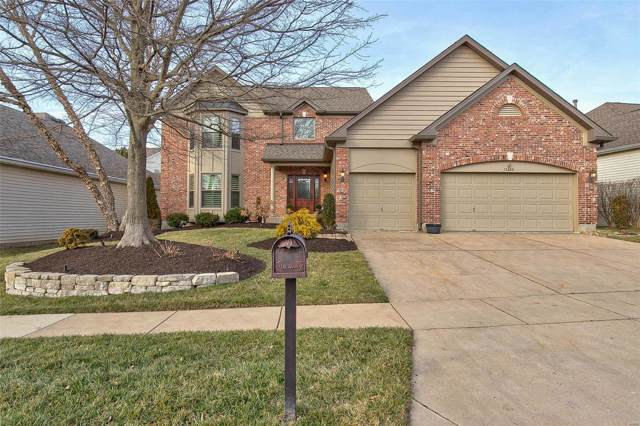 15282 Brightfield Manor Drive, Chesterfield, MO 63017 (#20000203) :: Realty Executives, Fort Leonard Wood LLC