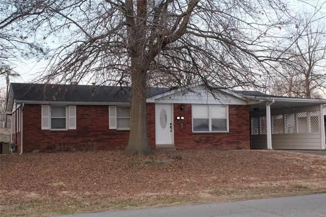 1410 Warner Avenue, Scott City, MO 63780 (#20000218) :: Sue Martin Team
