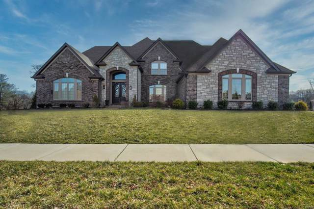 100 Tufton Farm Court, Creve Coeur, MO 63141 (#20000277) :: St. Louis Finest Homes Realty Group