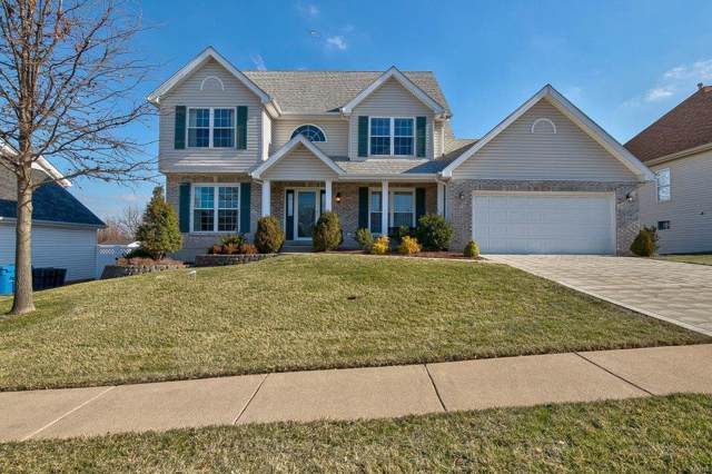11717 Beaverton Drive, Bridgeton, MO 63044 (#20000278) :: Clarity Street Realty