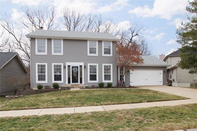 433 Alverston Court, Ballwin, MO 63021 (#20000371) :: St. Louis Finest Homes Realty Group