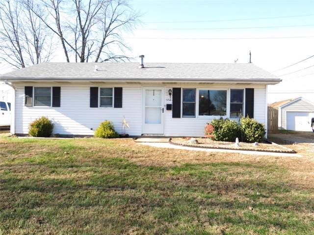 558 N Brushey Grove Avenue, Wood River, IL 62095 (#20000410) :: St. Louis Finest Homes Realty Group