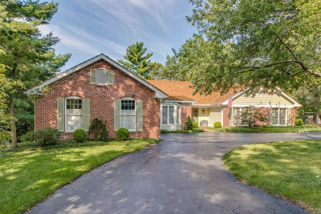 817 White Rock Drive, St Louis, MO 63131 (#20000492) :: St. Louis Finest Homes Realty Group