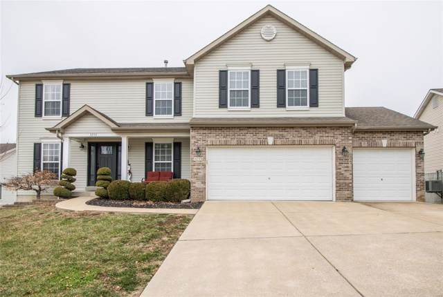 5253 Arrow Ridge Place, Imperial, MO 63052 (#20000495) :: Clarity Street Realty
