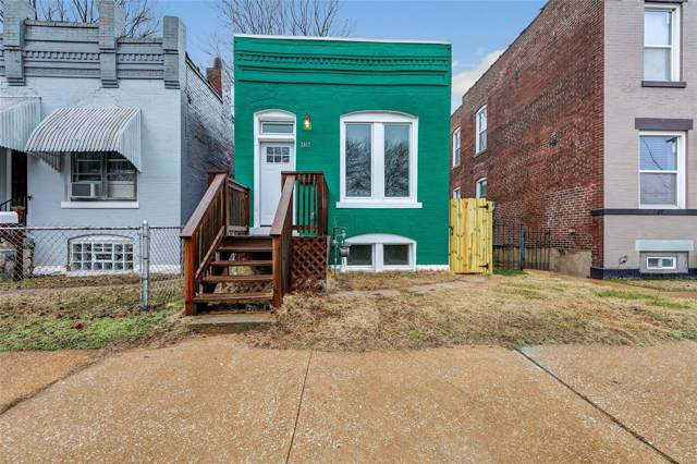 2817 Hickory Street, St Louis, MO 63104 (#20000539) :: Sue Martin Team