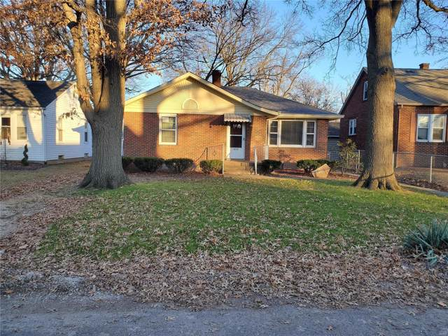 1513 Oak Street, Highland, IL 62249 (#20000554) :: Clarity Street Realty