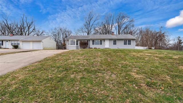 209 Old Ballwin, Ballwin, MO 63021 (#20000658) :: St. Louis Finest Homes Realty Group