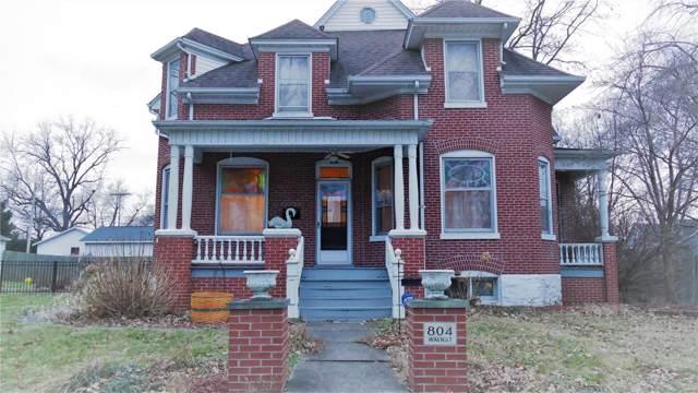 804 Walnut Street, Highland, IL 62249 (#20000714) :: Clarity Street Realty
