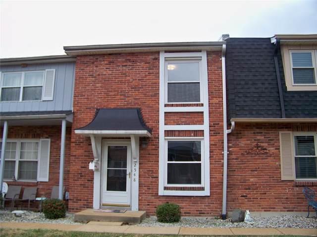 2548 Wallford Walk, St Louis, MO 63129 (#20000728) :: Hartmann Realtors Inc.