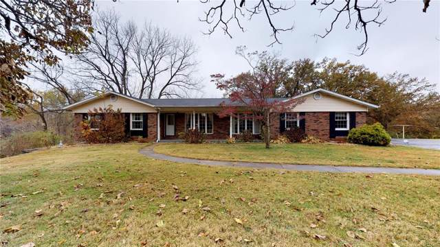 1208 S Clinton Road, Caseyville, IL 62232 (#20000789) :: Hartmann Realtors Inc.