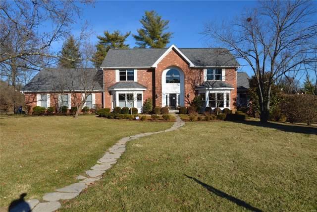 145 Hawthorne Est Drive, St Louis, MO 63131 (#20000801) :: Kelly Hager Group | TdD Premier Real Estate
