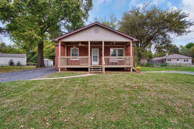 104 Osage Drive, Collinsville, IL 62234 (#20000852) :: Fusion Realty, LLC