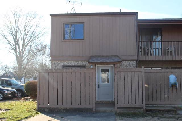 1501 Poplar Street #4, Highland, IL 62249 (#20000915) :: Clarity Street Realty