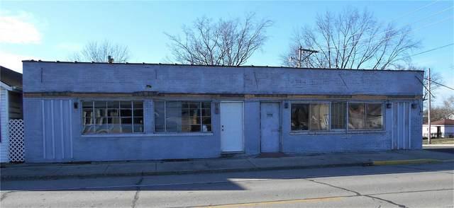 219 N Delmar Avenue, Hartford, IL 62048 (#20001034) :: Hartmann Realtors Inc.