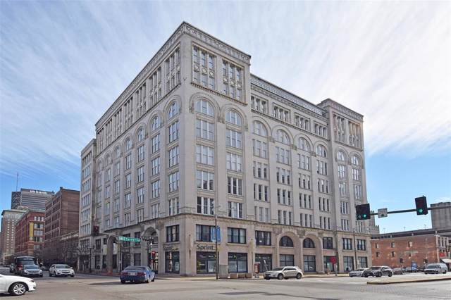 1136 Washington Avenue #405, St Louis, MO 63101 (#20001060) :: Matt Smith Real Estate Group