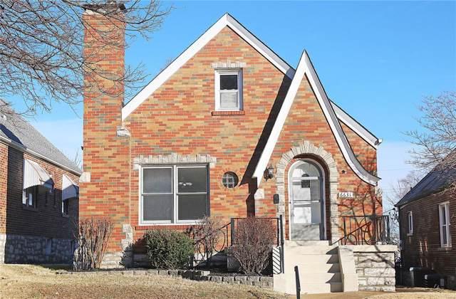 6631 Winona Avenue, St Louis, MO 63109 (#20001072) :: Clarity Street Realty