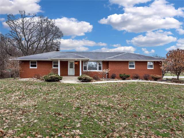 6158 Alhambra Road, Alhambra, IL 62001 (#20001138) :: Clarity Street Realty