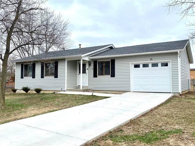 11 Winter Hill Court, O'Fallon, MO 63366 (#20001168) :: The Becky O'Neill Power Home Selling Team