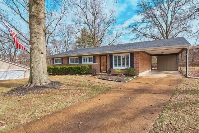 12 Country Squire Lane, St Louis, MO 63146 (#20001169) :: St. Louis Finest Homes Realty Group