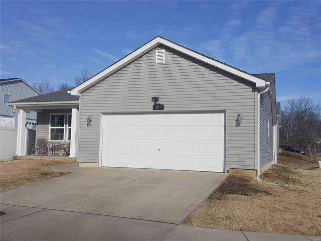 107 Clinton Court, Saint Peters, MO 63376 (#20001170) :: Clarity Street Realty