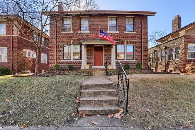 6628 Kingsbury Boulevard, St Louis, MO 63130 (#20001200) :: The Becky O'Neill Power Home Selling Team